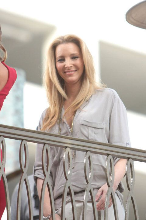 Celebrities Friends Jennifer Aniston Courtney Cox Lisa Kudrow