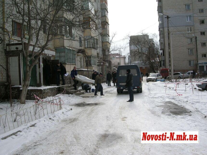 В Николаеве расстреляли валютчика. Фото