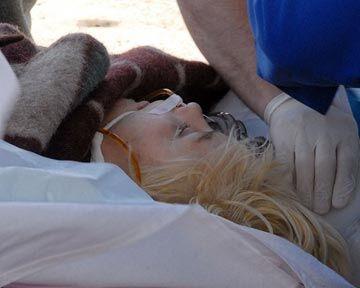 Врачи не исключают у Оксаны Макар патологию головного мозга