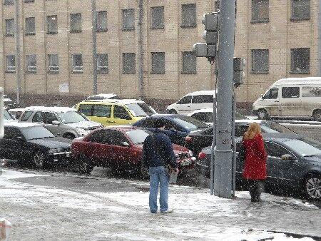 Метаморфозы погоды по-киевски