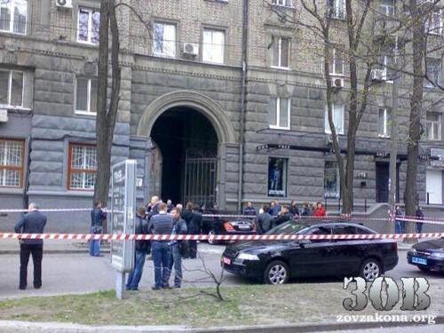 В Днепропетровске убит бизнесмен Геннадий Аксельрод