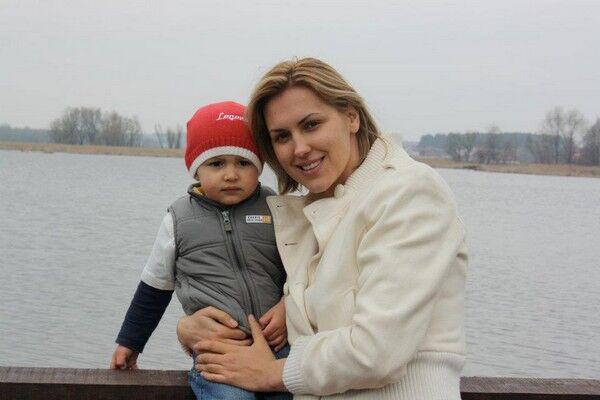 Клочкова: хочу відкрити свою школу плавання