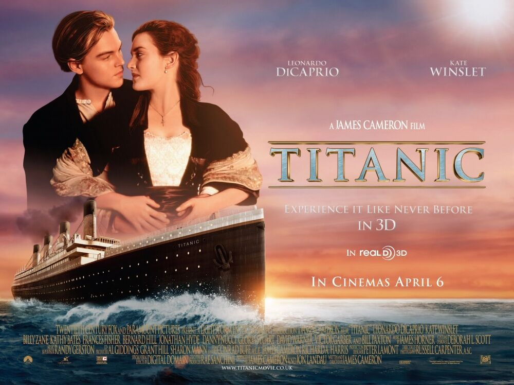 my favorite movie titanic essay My favorite movie essays my favorite movie would have to be a walk to remember it was about an outwardly plain christian girl named jamie, and landon, an aimless, reckless guy who breezed through school on looks and popularity.