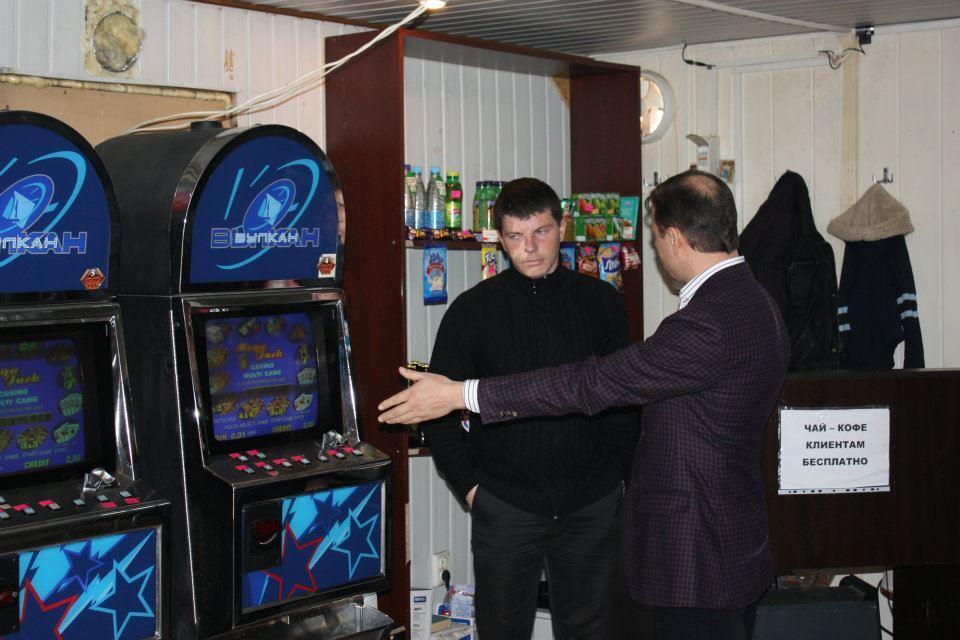 автоматы игровые олег ляшко