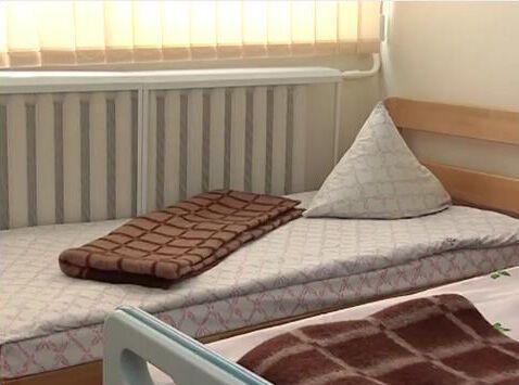 Vip-палата Луценко: две кровати, три стула и плазма