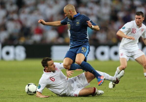 Евро-2012. Франция сыграла вничью с Англией