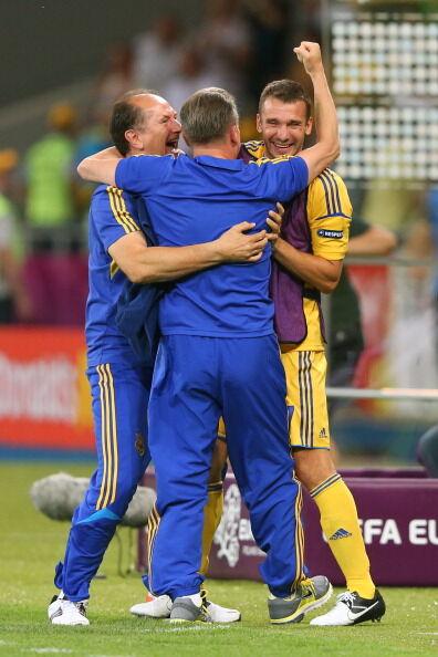 Как Украина победила в матче против шведов. Фоторепортаж