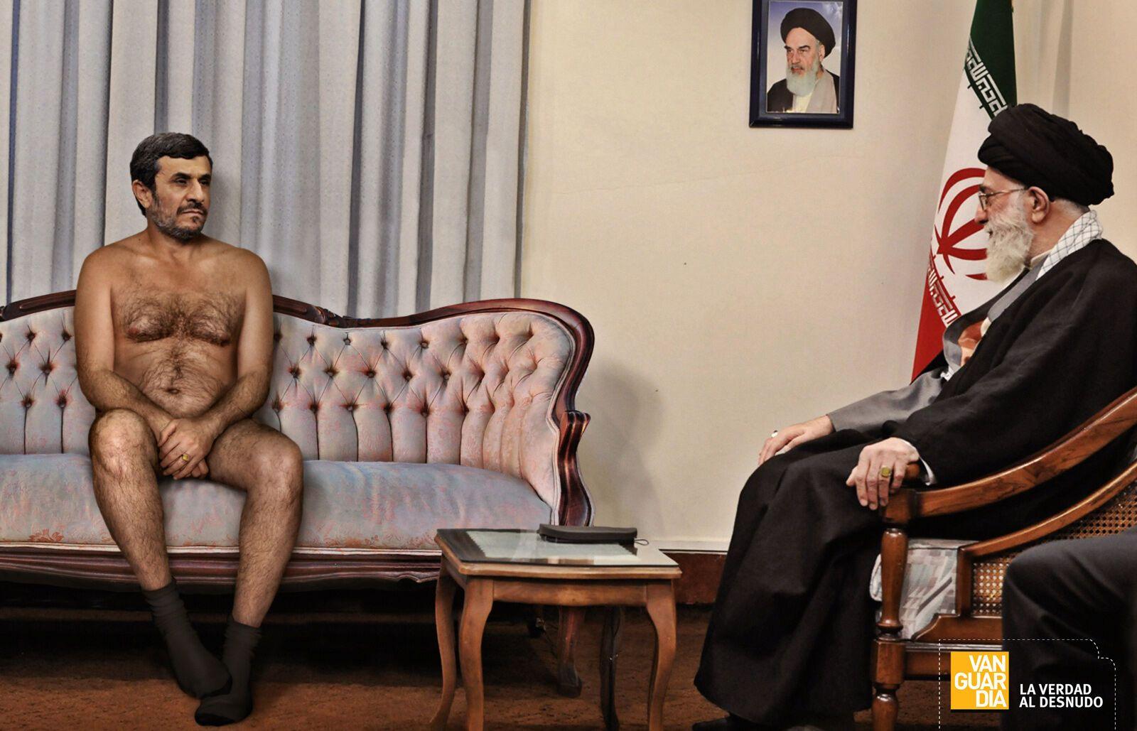 У рекламі еквадорського журналу з'явився голий Обама