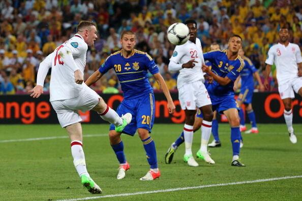 Сборная Украины попрощалась с Евро-2012