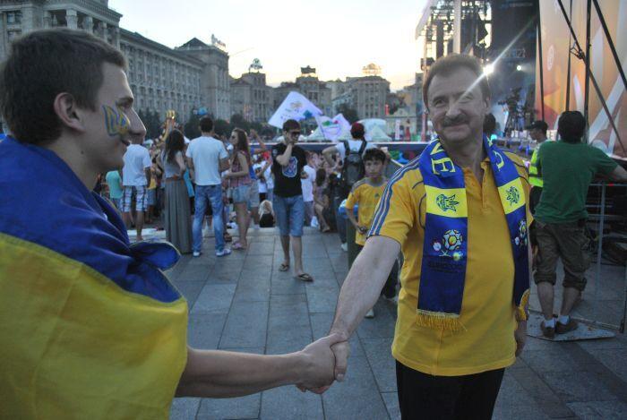 Попов признался, кто его любимый футболист