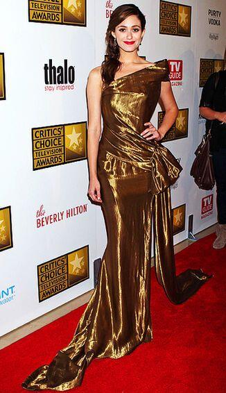 Critics Choice Television Awards собрала звезд сериалов. Фото