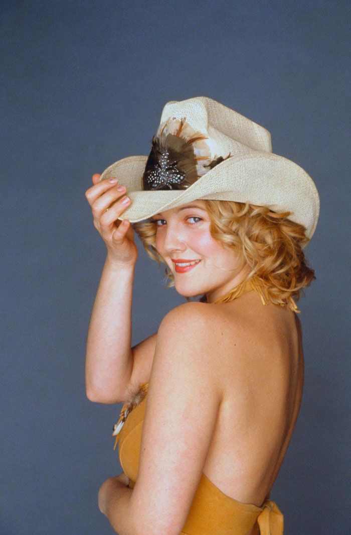 Drew Barrymore Playboy Nudes