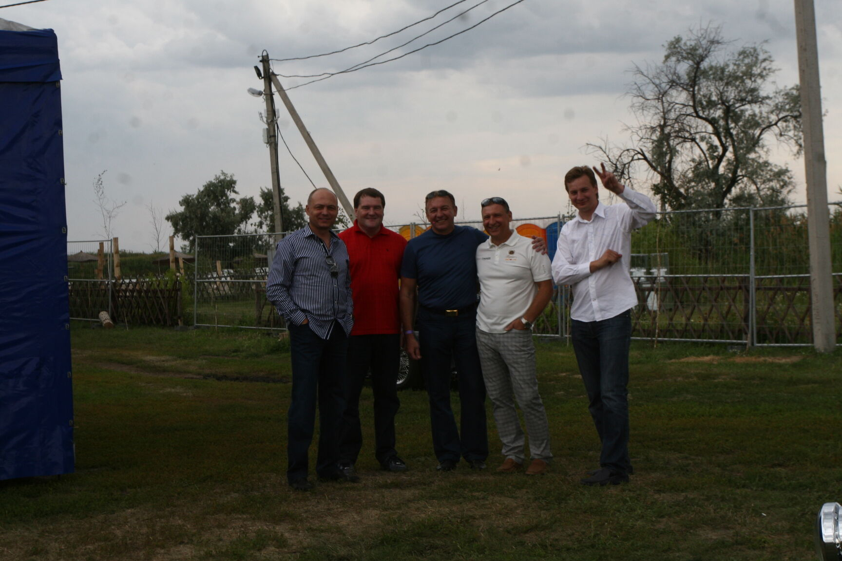 Губернатор Дніпропетровщини колесить на байку