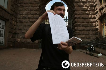 Русины требуют переименовать в Киеве бульвар Шевченко
