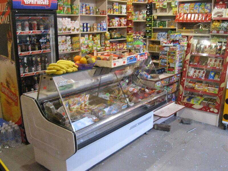 На Житомирщині злодій ховався від міліції ... за холодильником