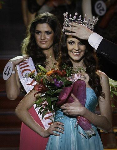 """На """"Міс світу-2012"""" талант українки не оцінили"""