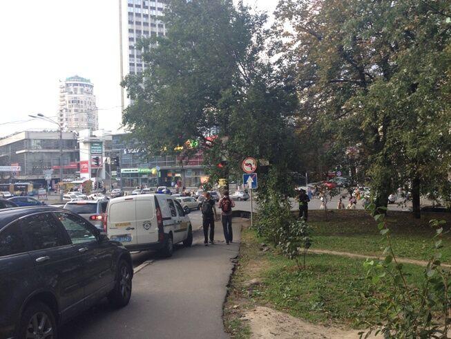 "Киевлянин принял пьяного мужчину за ""караванского стрелка"""