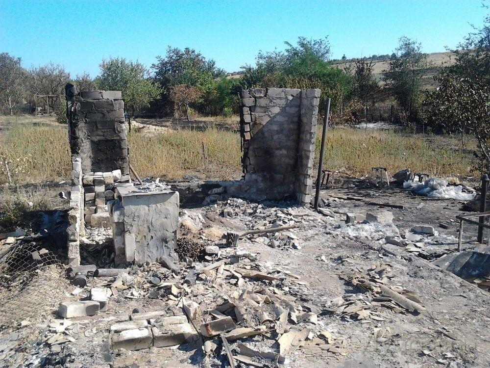 """На Одещині мало не згоріло ціле село: у пожежників """"не було соляри"""""""