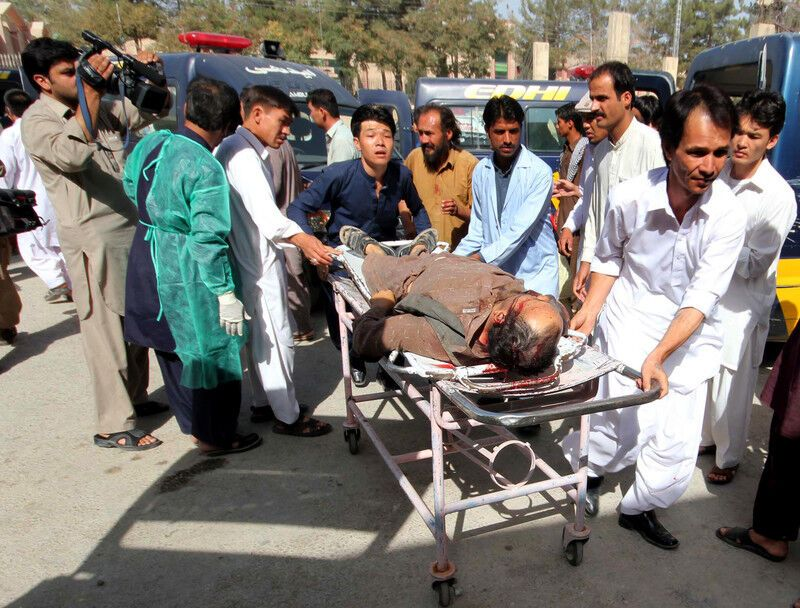 В Пакистане взорвали авто консульства США: есть погибшие