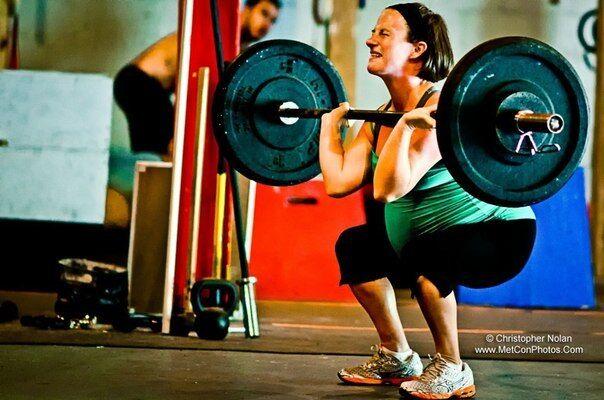 Сумасшедшие спортсменки. Фото