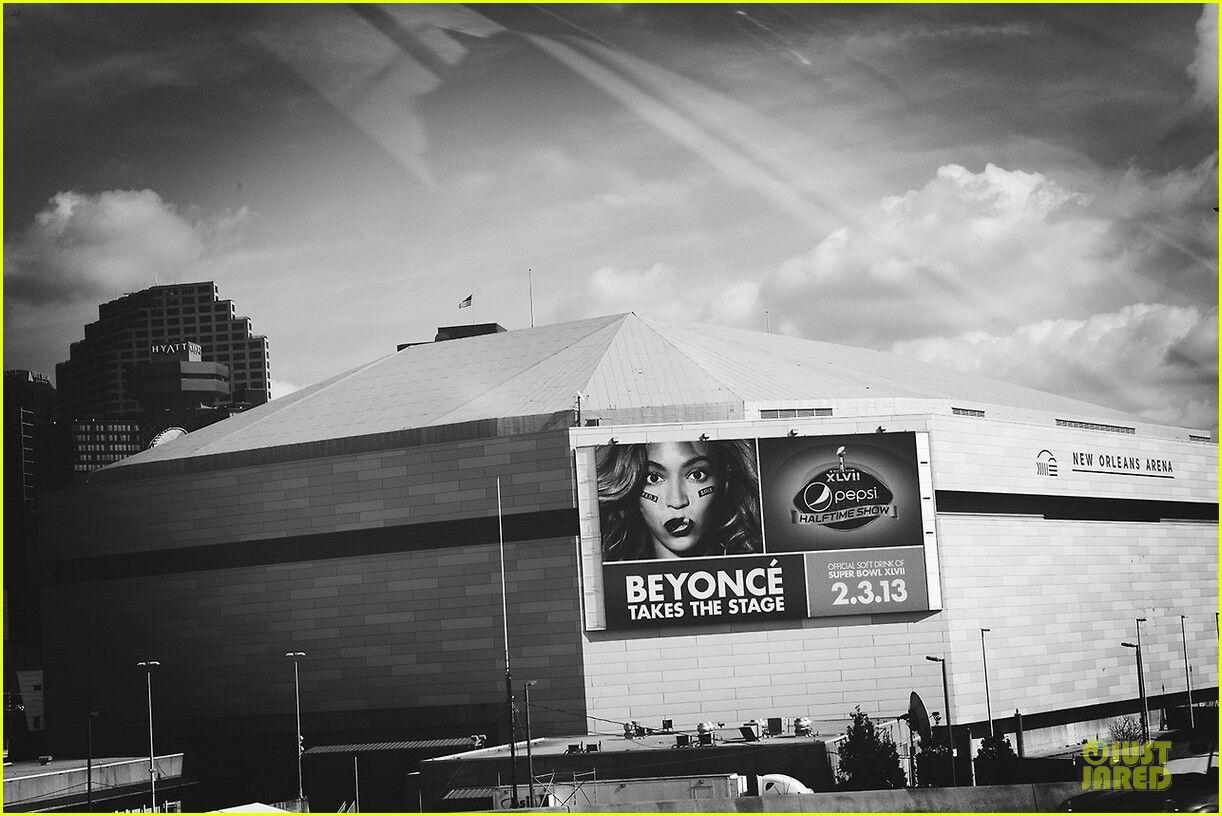 Бейонсе показала подготовку к Super Bow. Фото