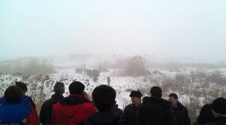 В Казахстане разбился самолет: выживших нет. Видео