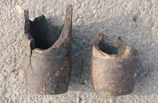 Взрыв снаряда на Киевщине: мужчине оторвало ногу