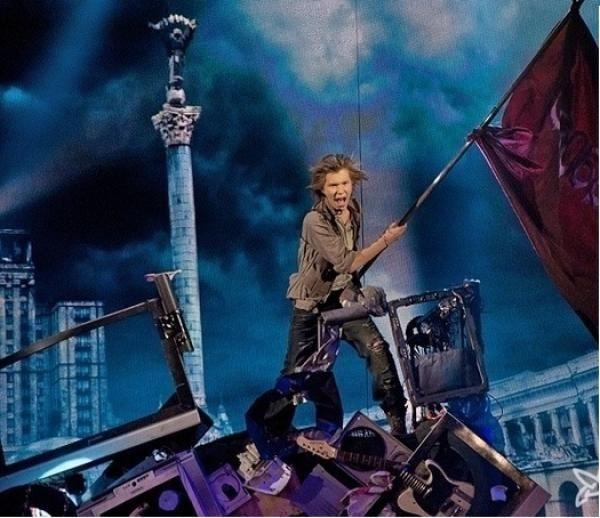 Из-за сложного перелома у Курасова отменен его всеукраинский тур