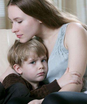 Как наладить отношения матери-одиночке?