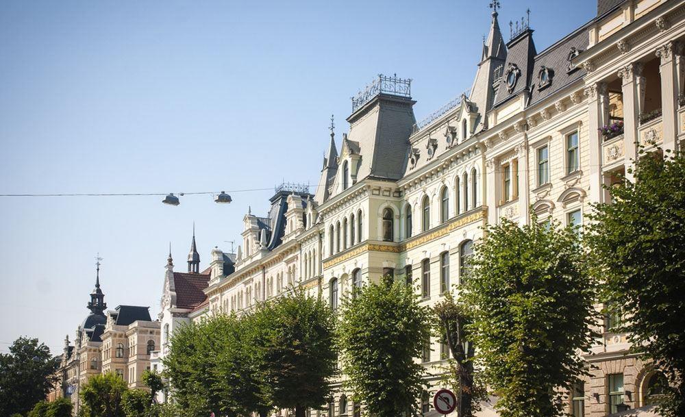 Рижский бальзам на душу: топ-5 элитных жилых комплексов