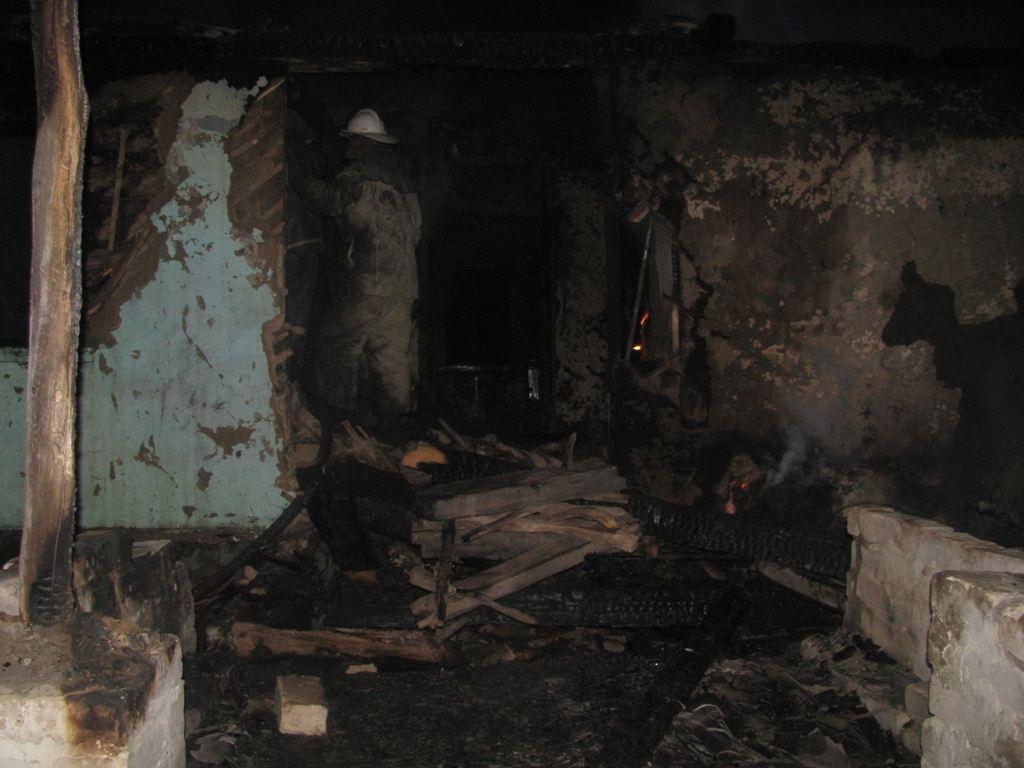 Смертельный пожар на Киевщине: погиб двухлетный ребенок