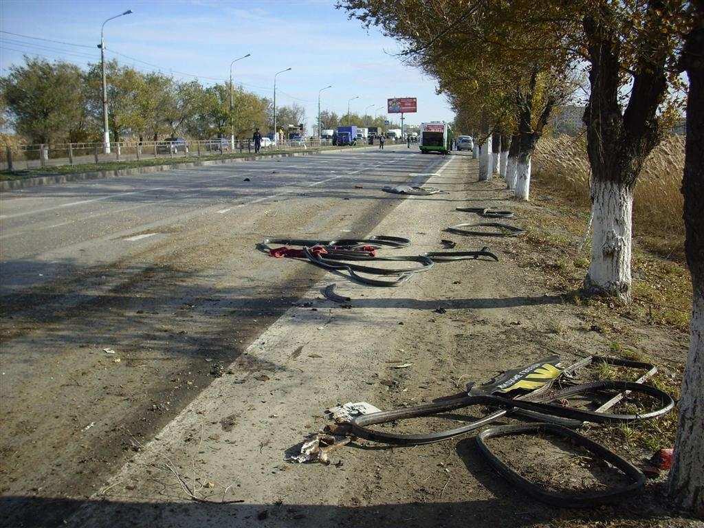 Взрыв автобуса в Волгограде признали терактом