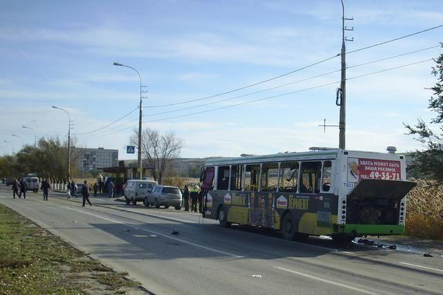 Автобус в Волгограде взорвала шахидка – СМИ