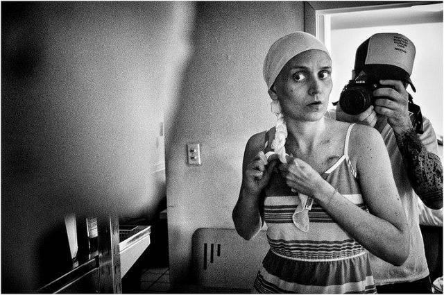 Фоторассказ супруга о борьбе его жены с раком