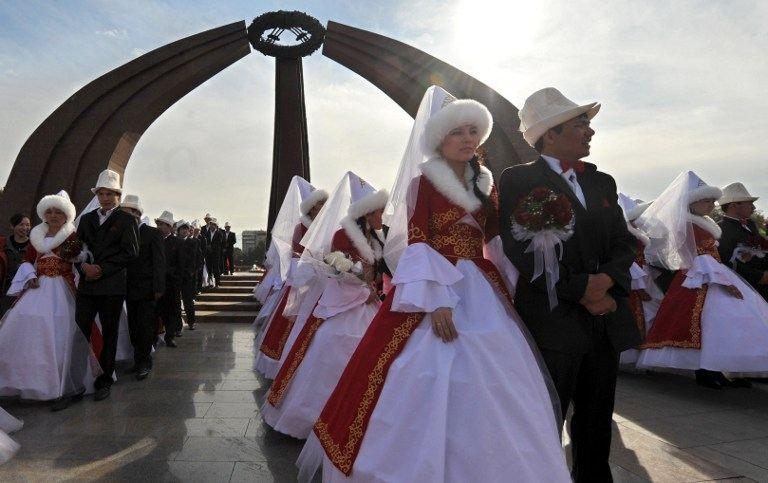 вам мира, свадебные фото кыргызстана тем нем содержится