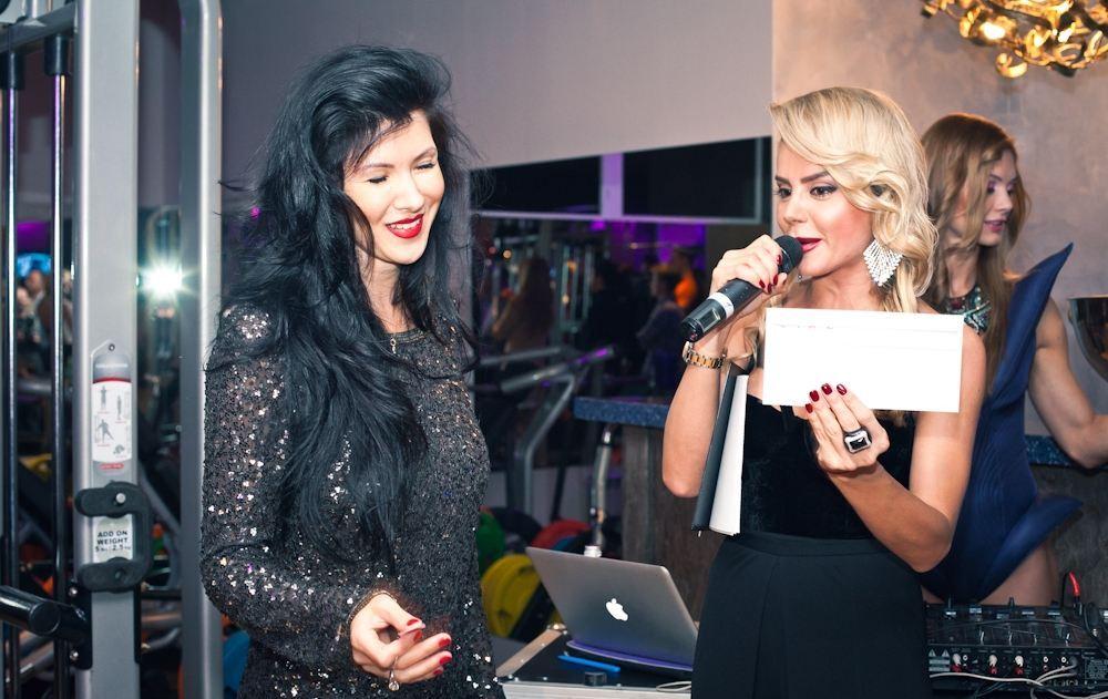 В Киеве открыли клуб, где будут худеть звезды