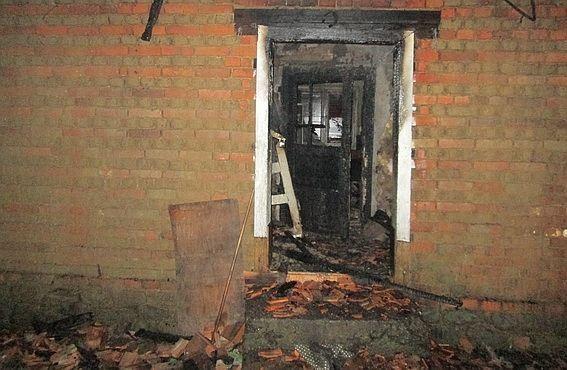 На Закарпатье зять поджег дом тещи. Довела?
