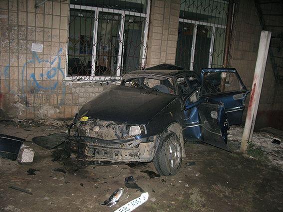 ДТП на Луганщине: трое в морге, один в больнице