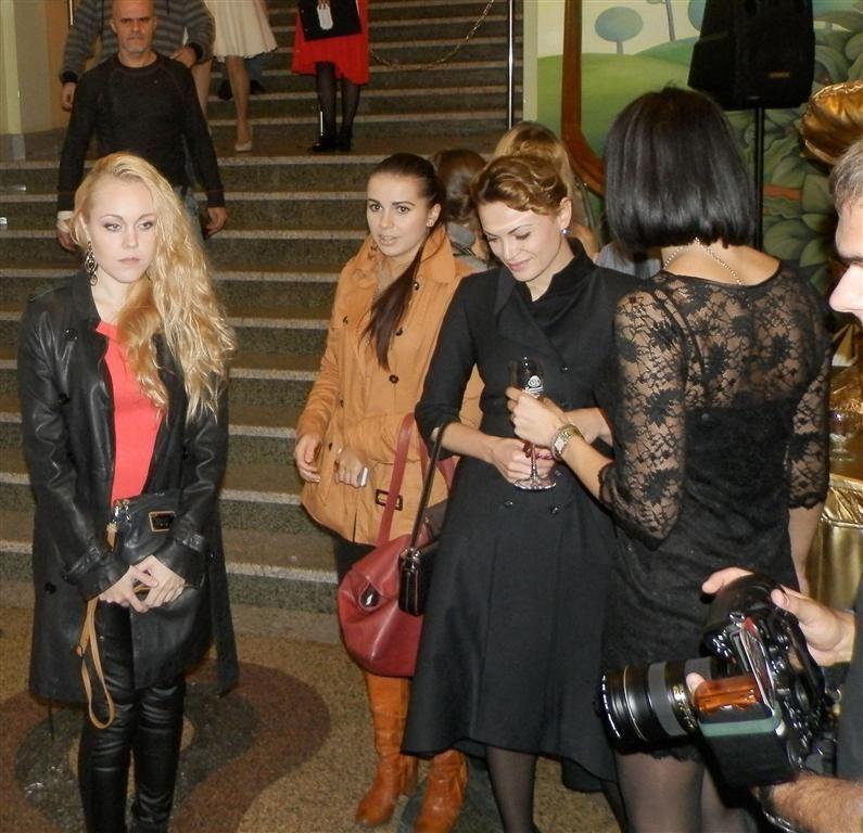 Иванова представила звездам свою сказочную коллекцию