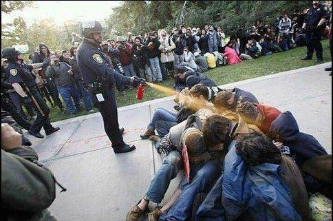 Полиция: право на насилие. Мировой опыт