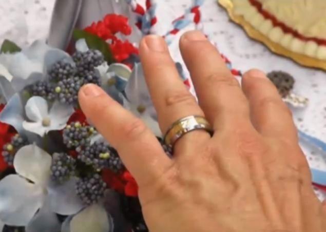 Американка стала супругой колеса обозрения