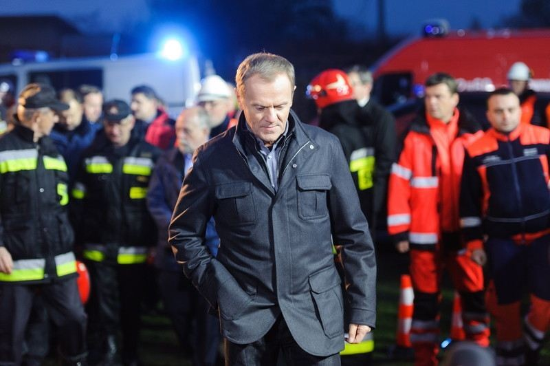 Последствия взрыва газопровода в Польше