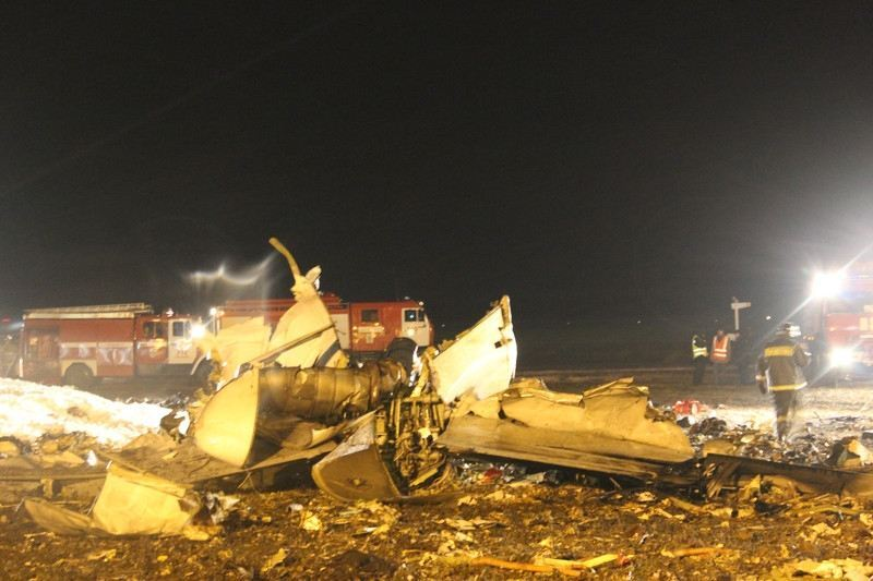 Падения самолёта в казани в 2013 году