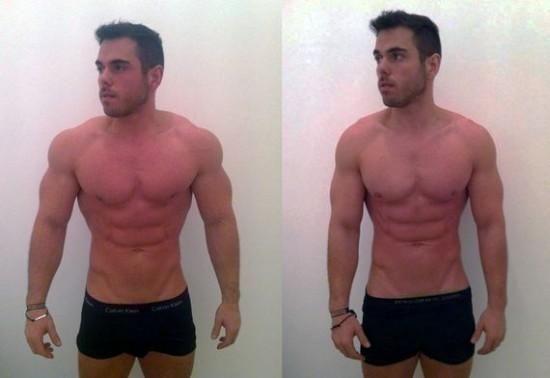 Спортсмен похудел на 11 кг всего за сутки