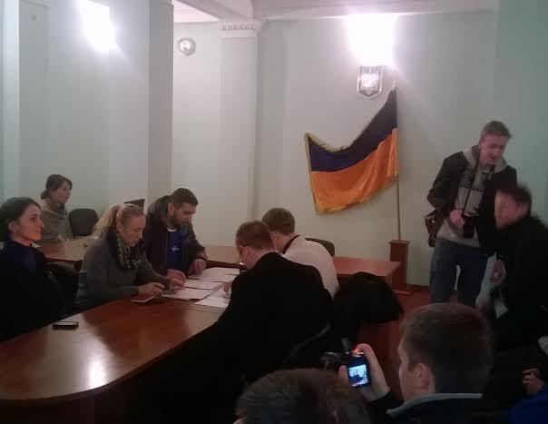 Николаевская активистка попала под суд за установку палатки на Евромайдане