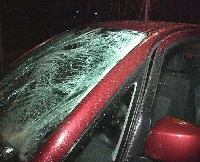 Под Киевом женщина-водитель сбила насмерть пешехода