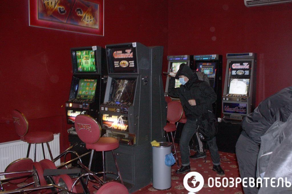Крушители игровых автоматов