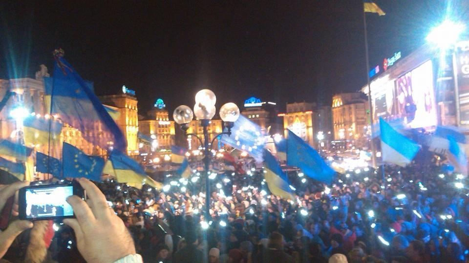 Милиция насчитала на Евромайдане 5 тысяч протестующих