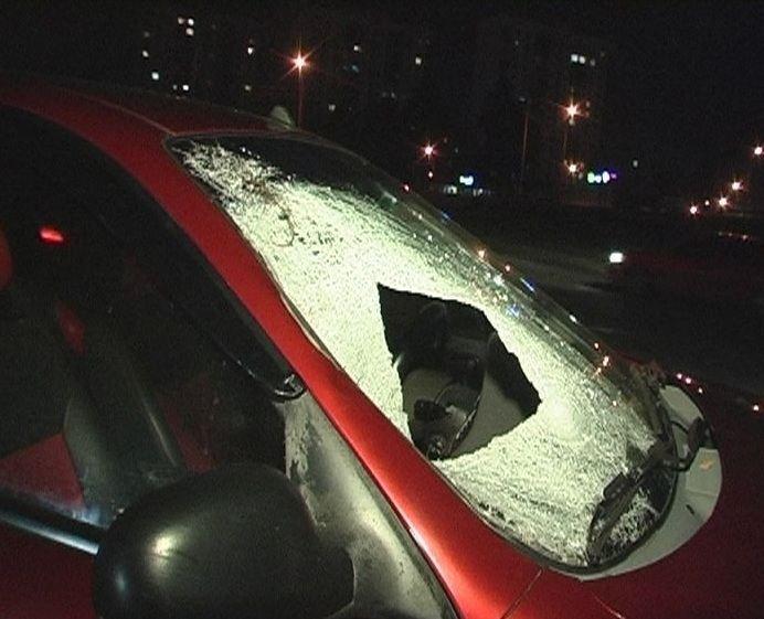 В Киеве автомобиль сбил насмерть девушку
