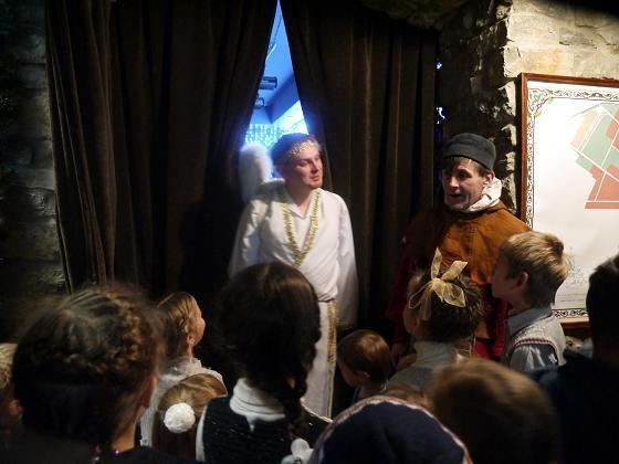 В Каменец-Подольском открылась резиденция Святого Николая